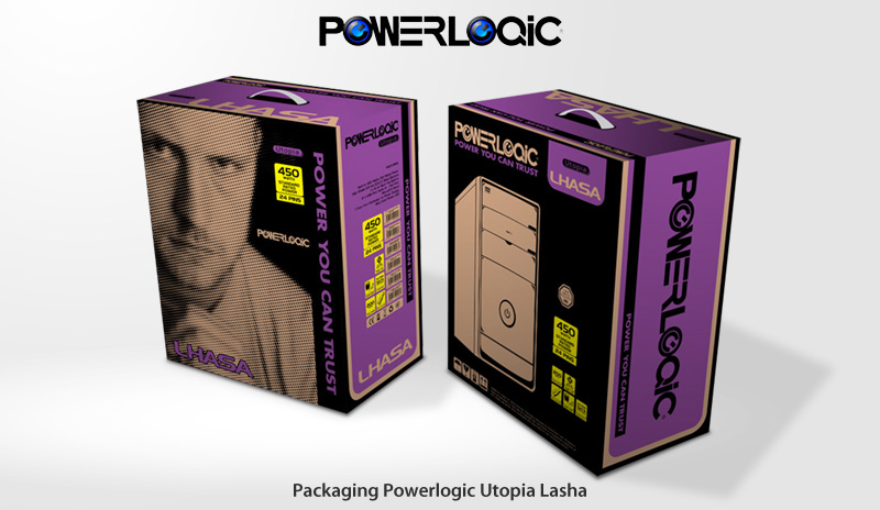 Packaging Powerlogic Utopia