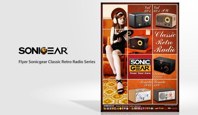 Flyer Classic Radio