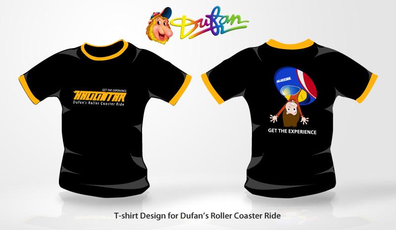 Dufan-Tshirt