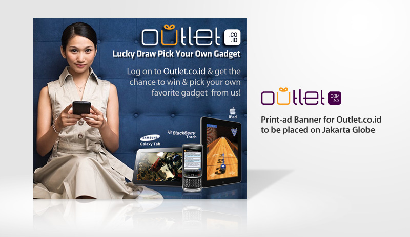 Banner Outlet Luckydraw